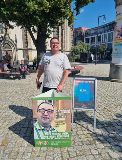"""Mit der Kraft der Kässpätzle gegen """"Soziale Marktwirtschaft"""""""