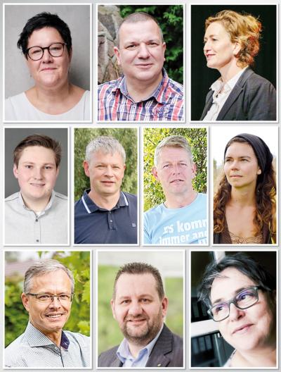 Wahlkreis 156 entsendet drei Kandidaten ins Machtzentrum Berlin