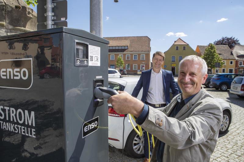 Elektroautos sind Deutschlands Zukunft