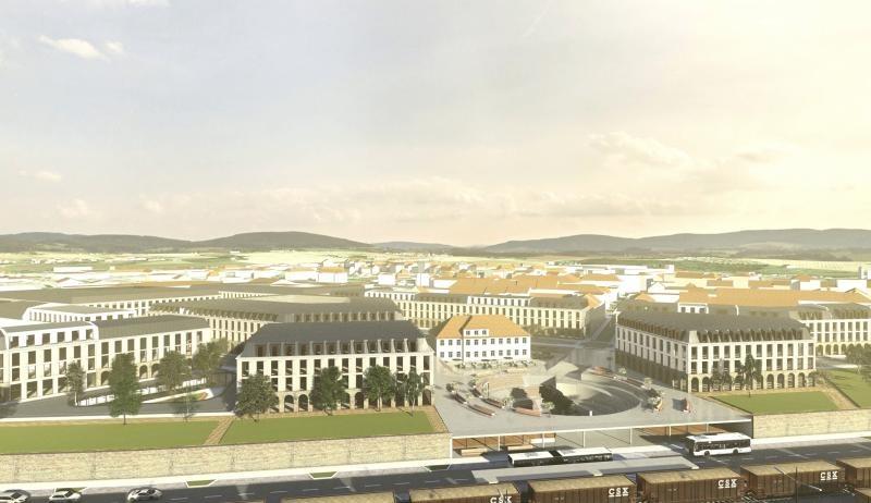 Bautzens Traum vom neuen Bahnhofsviertel