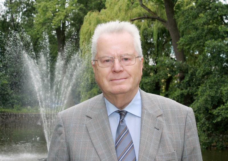 Malteserorden ehrt ehemaligen Schatzmeister