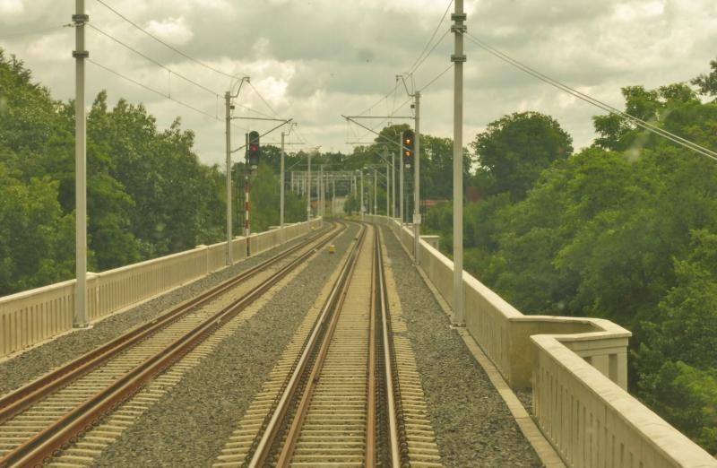 Bündnis für Elektrifizierung der Bahnlinie Görlitz – Dresden