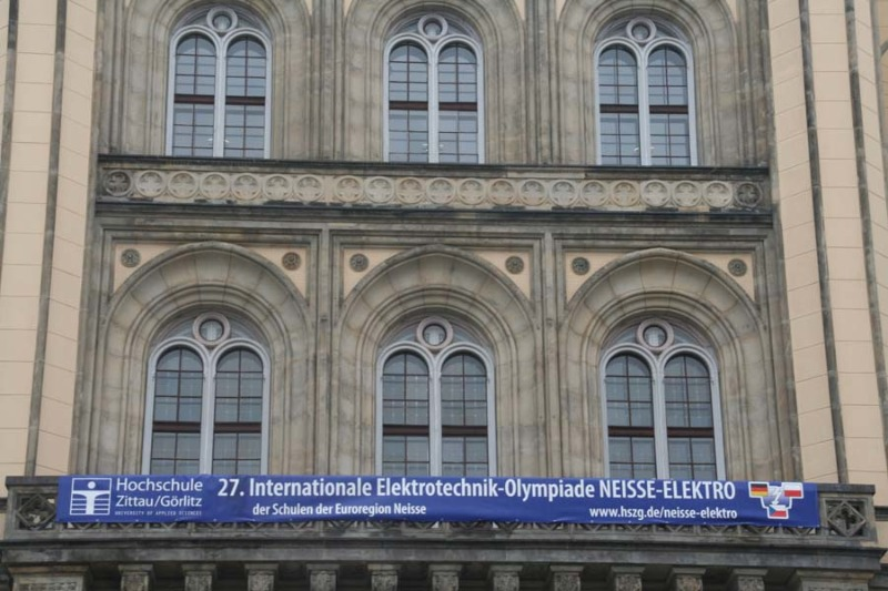 """27. Olympiade """"Neisse-Elektro"""" komplett online"""