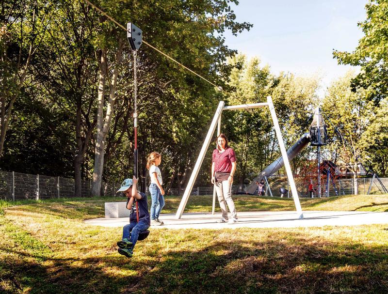 Bautzen feiert seinen ersten Spielpark