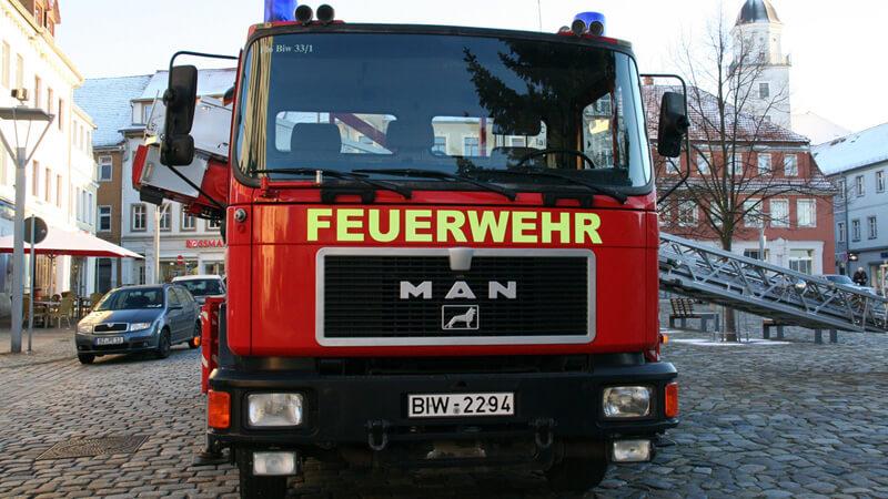 Piskowitz: Brand im Wald