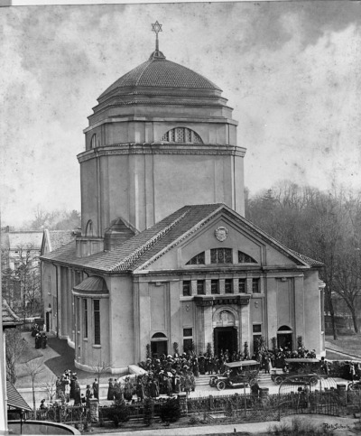 Weitere Millionen für die Synagoge