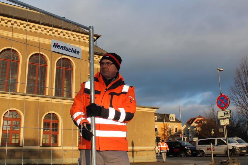 Startschuss für Umbau von Bahnhofsgebäude