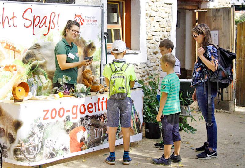 Auf zum Tierparkfest in Görlitz