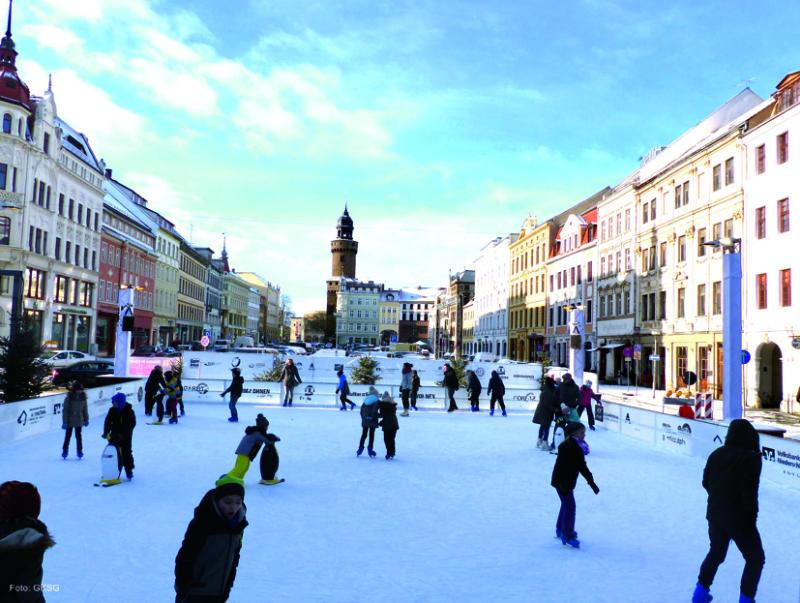 Ein Wintervergnügen in einzigartiger Kulisse