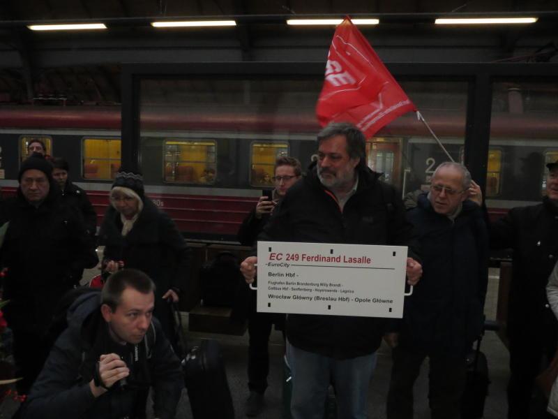SPD begeht 100 Jahre Görlitzer Programm