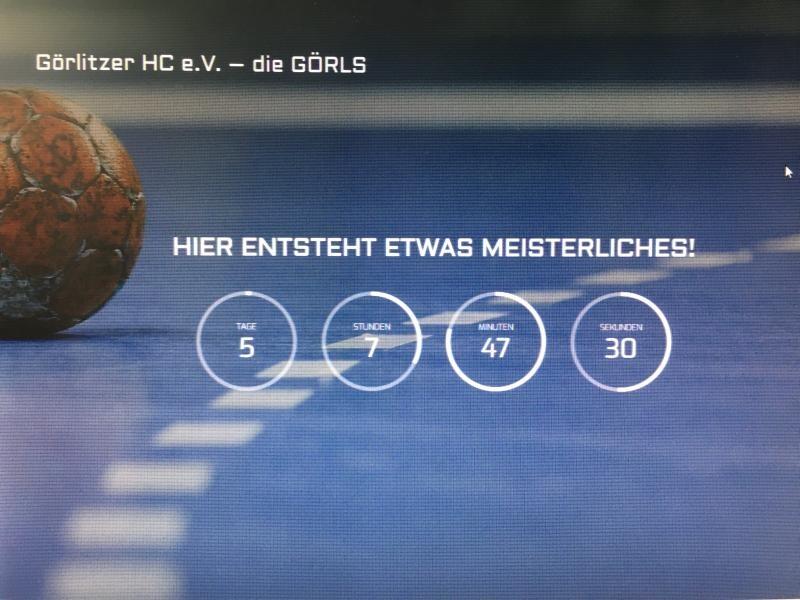 Handball: Hier entsteht Meisterliches