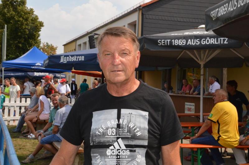 Dixie Dörner und Heiko Scholz plaudern im Kaisertrutz