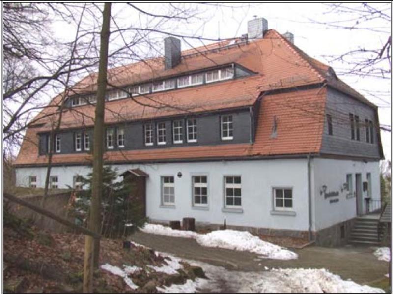 Die Humboldtbaude in Ebersbach steht zum Verkauf