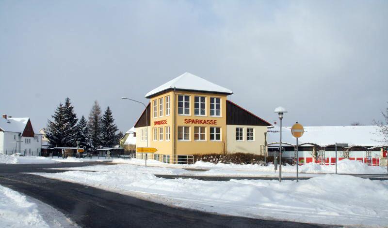 Sparkassenfiliale in Olbersdorf wird modernisiert
