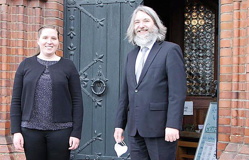 Luise Wenk ist neue Kantorin in Löbau