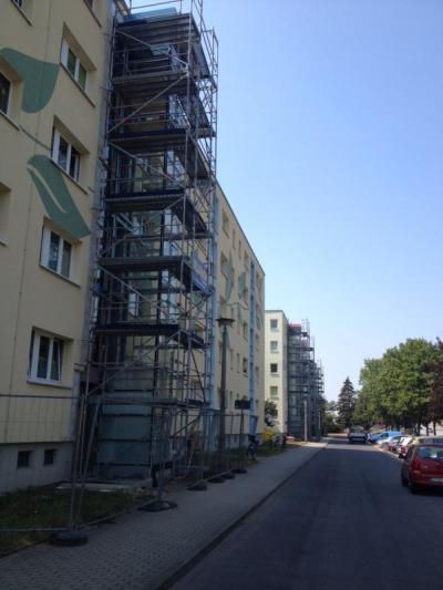 Baustillstand an der Erich-Weinert-Straße? So geht es dort weiter!
