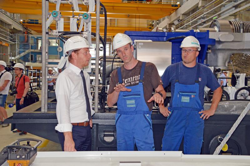 Siemens Görlitz für neue Zeit gerüstet