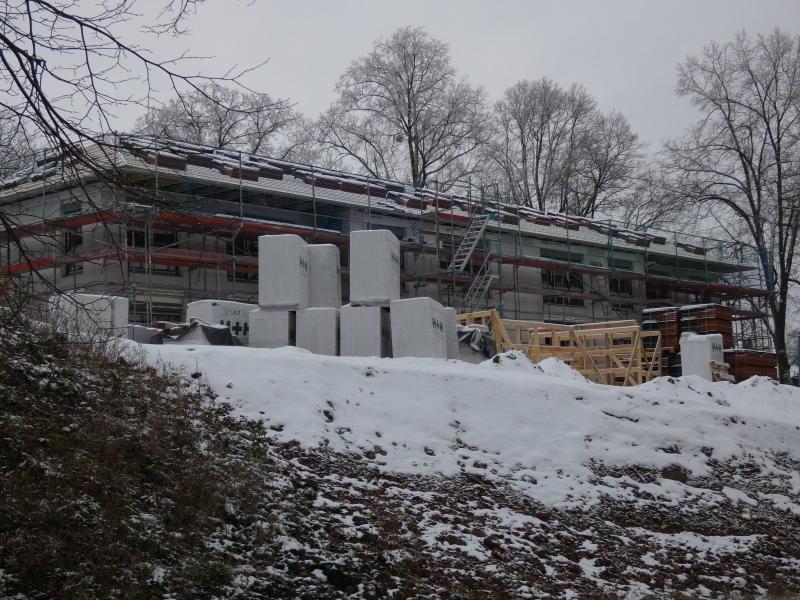 Wohngebäude statt Krankenhaus