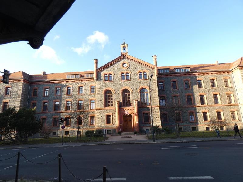 B-Plan für das Zentralhospital