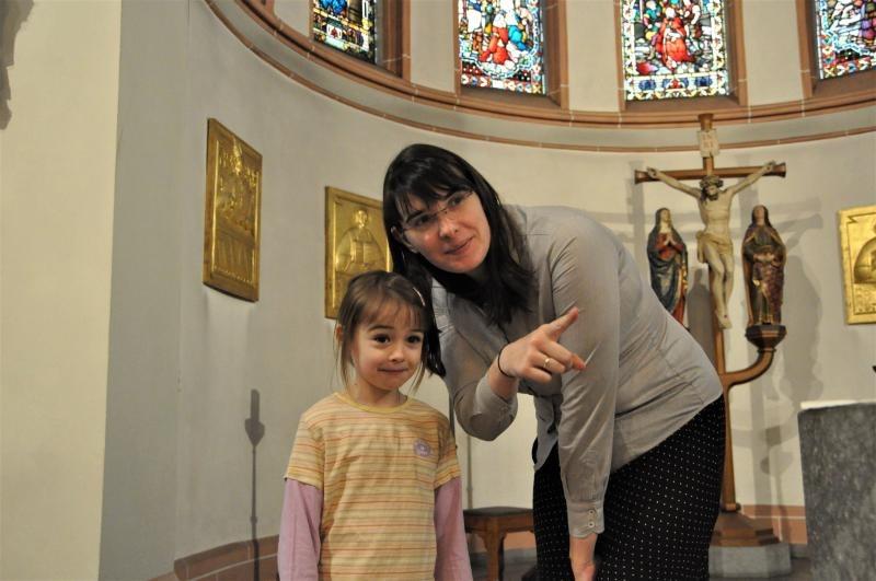 Wochenende für Paten und Kinder
