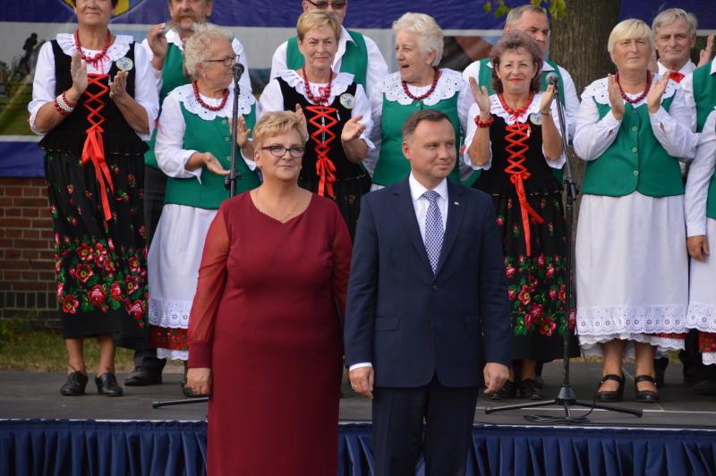 Polens Präsident Andrzej Duda sieht die Europastadt als Herz des vereinten Europas
