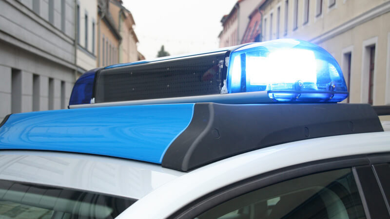 Pistole bei Taxi-Fahrer sichergestellt