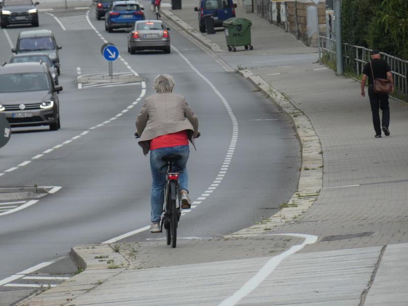 Fahrradfreundlich im Städtenetzwerk