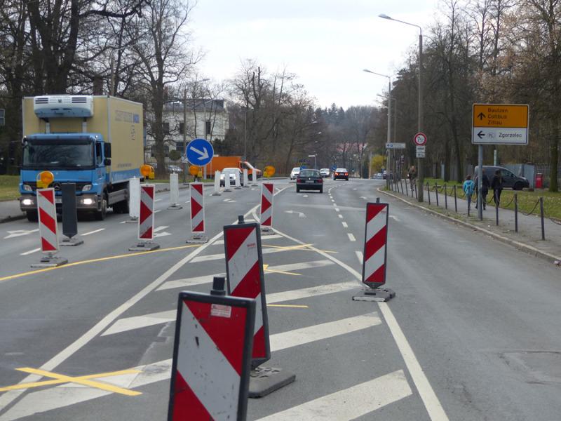 Kahlbaum-Allee in Görlitz soll umgebaut werden