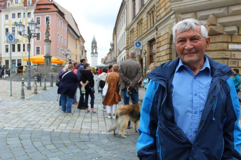 Stadtführer halten Stadthistorie lebendig