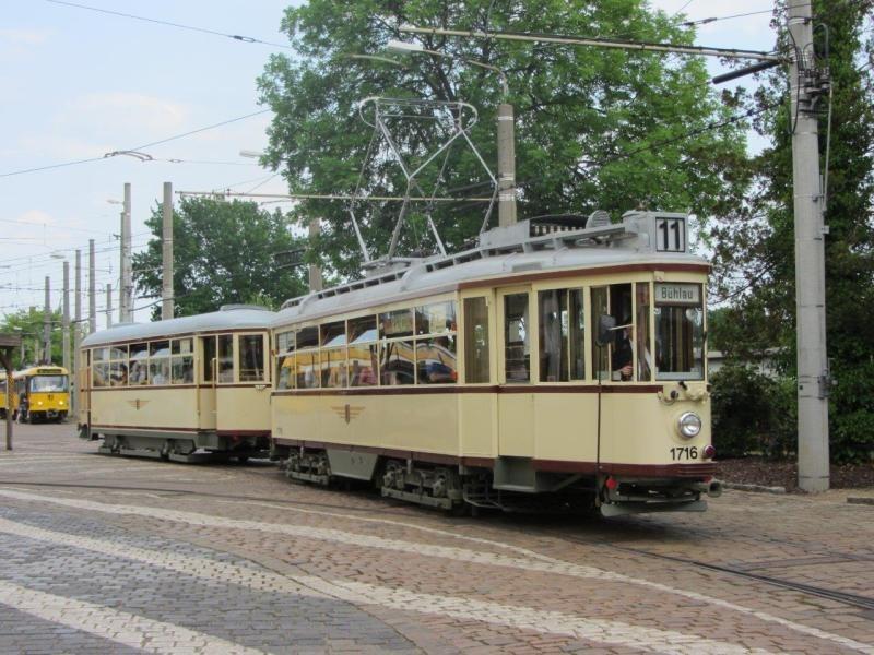 Nieskyer Waggonbau prägte Dresden lange