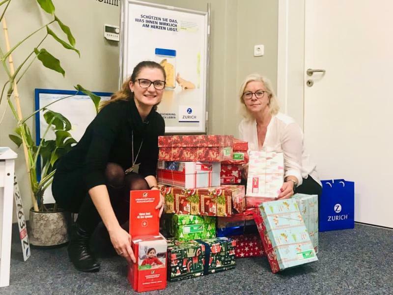 Kindern Hoffnung schenken: Lausitzer packen Schuhkartons