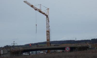 Brückenpark wird 2022 zur Straße