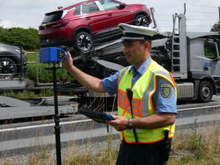 Verkehrsüberwachung per Ferndiagnose