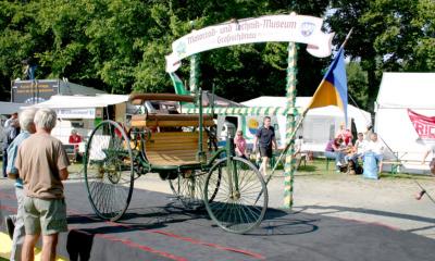 10. Oldtimermuseumsfest der Oberlausitz in Großschönau