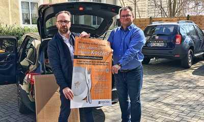 Sächsische Gastronomen starten Plakataktion