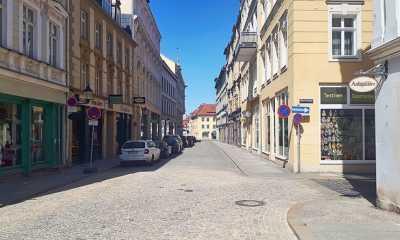 Steinstraße ist noch einmal für Monate eine Baustelle