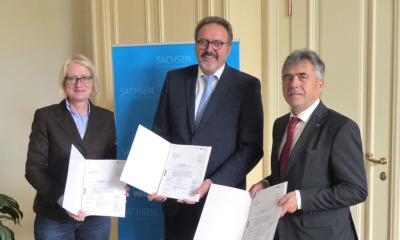 Landkreis Bautzen startklar für den Breitbandausbau