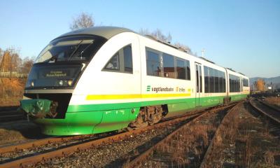 Schienenersatzverkehr zwischen Bischofswerda und Wilthen