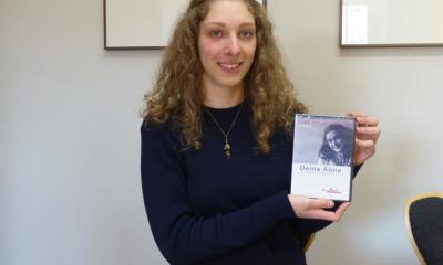 Auf Du und Du mit Anne Frank