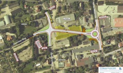 Landkreis Bautzen startet umfangeiche Straßenbau-Projekte