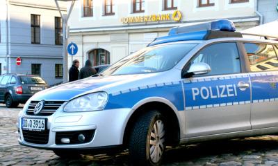 Polizei stellt Fahrradhehler