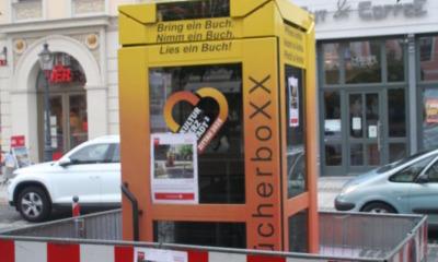 """""""BücherboXX"""" feierlich eröffnet"""