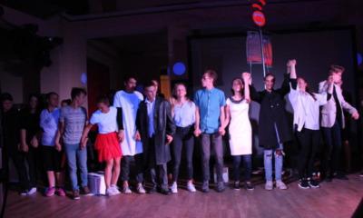 Junge Visionäre auf Tour