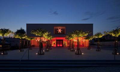 Neue Halle für Sterne-Produktion