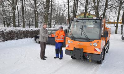 Neuer Multicar für Rosenbach