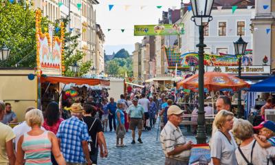 Löbauer Stadtfest abgesagt