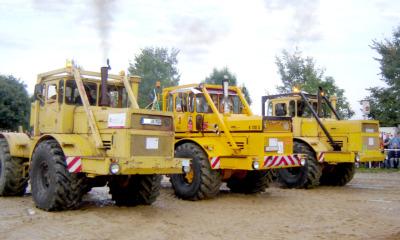 16. Kemnitzer Traktorentreffen