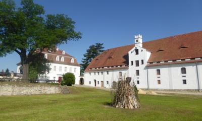 Finanzspritze für das Zinzendorf-Schloss