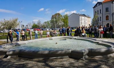 Sanierte Brunnenanlage eingeweiht
