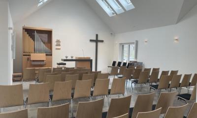 """""""Tag der offenen Tür""""  in der Löbauer Hauskirche"""